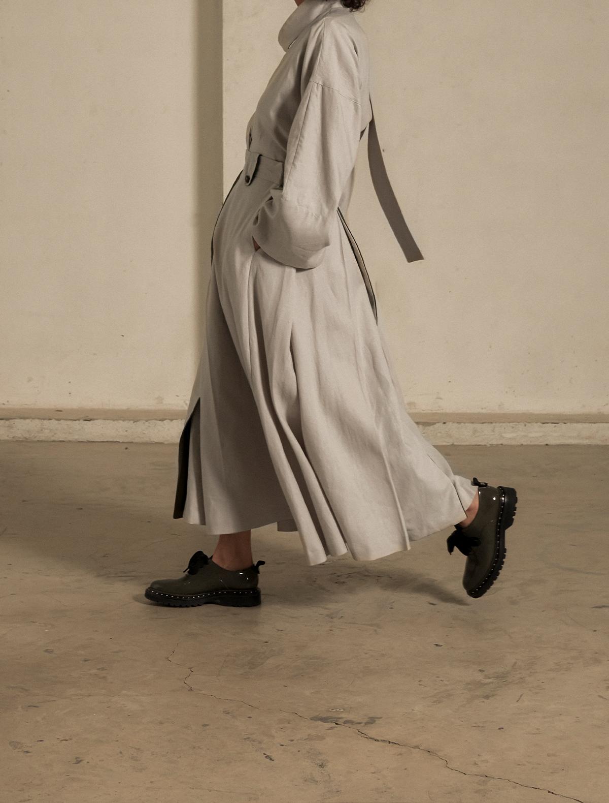 Graham Long Skirt